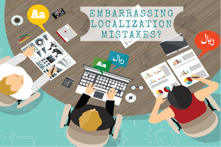 Content embarrassing localization mistakes